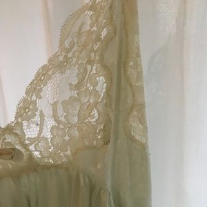 Vintage Dior Lingerie gown